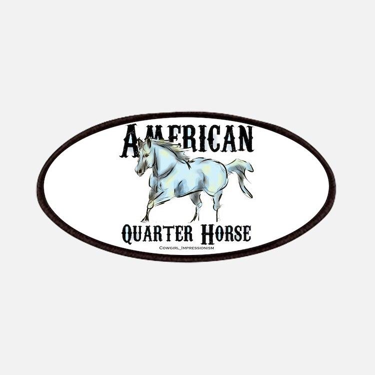 American Quarter Horse Patches