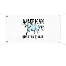 American Quarter Horse Banner