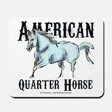 American Quarter Horse Mousepad