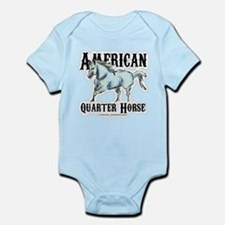 American Quarter Horse Body Suit