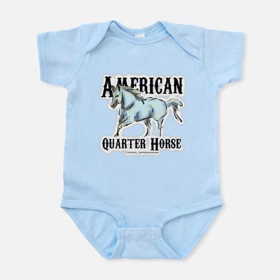 American Quarter Horse Body Suit