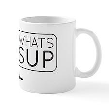 Whats SUP Mug