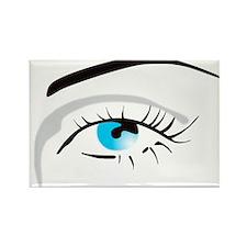 Human eye - Rectangle Magnet (10 pk)