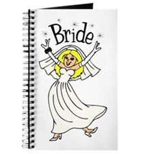 Bride II (Blonde) Journal