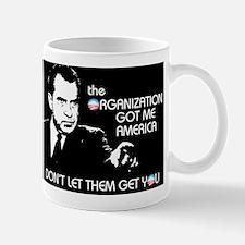 Nixon Now Mug