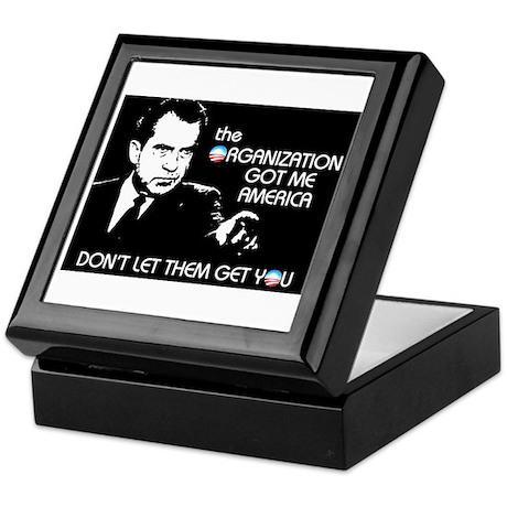 Nixon Now Keepsake Box