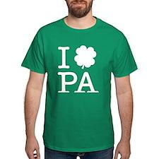 I Shamrock PA T-Shirt