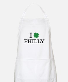 I Shamrock Philly Apron