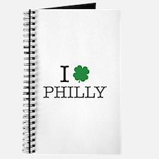 I Shamrock Philly Journal
