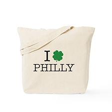 I Shamrock Philly Tote Bag