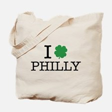 I Shamrock Philly Tote Bag