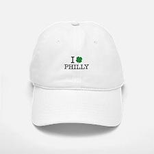 I Shamrock Philly Baseball Baseball Cap