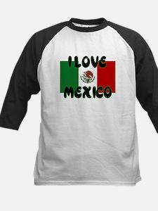 I LOVE MEXICO SHIRT TEE SHIRT Tee