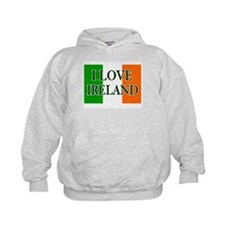 I LOVE IRELAND SHIRT TEE SHIR Hoodie