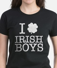 I Shamrock Irish Boys Tee