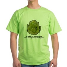 Stymie Artichoke Quote T-Shirt