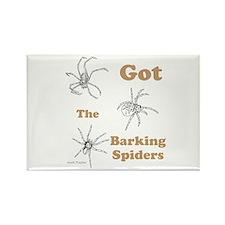 Barking Spider 01 Rectangle Magnet (10 pack)