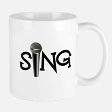 Sing with Microphone Mug