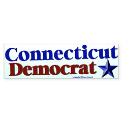 Connecticut Bumper Bumper Sticker