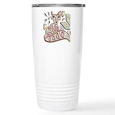 FANCY THE FOX Travel Mug