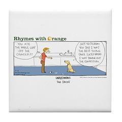 Understanding Your Canine Tile Coaster