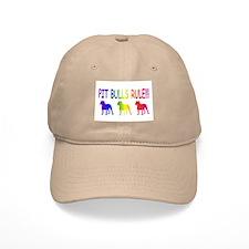 Pit Bull Baseball Cap
