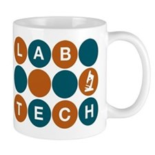 Lab Tech Mug Mugs