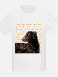 Curly Coated Retriever T-Shirt