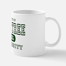 Xmas Tree University Mug