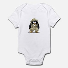 Safari Penguin Infant Bodysuit