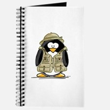 Safari Penguin Journal