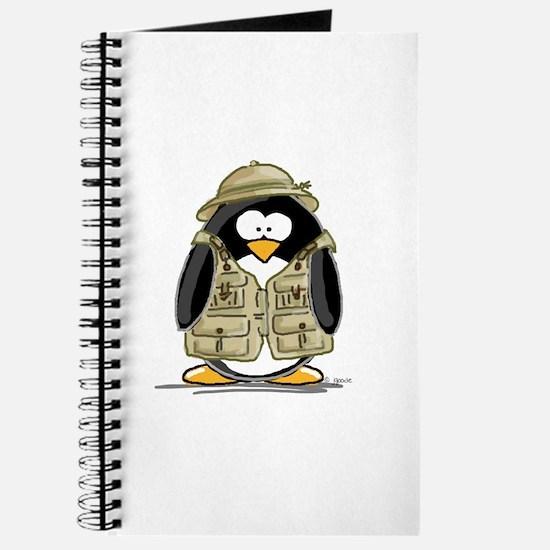 Safari Penguin Journal