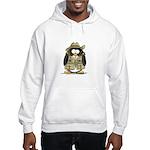 Jungle Safari Penguin Hooded Sweatshirt