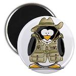 Jungle Safari Penguin Magnet