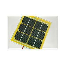 Solar cell - Rectangle Magnet (10 pk)
