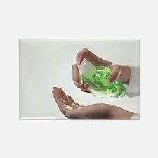Antibacterial soap - Rectangle Magnet (10 pk)