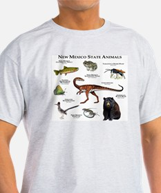 New Mexico State Animals T-Shirt