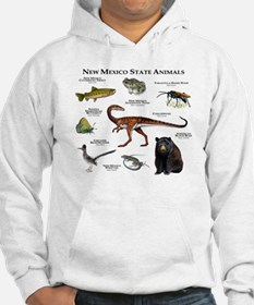 New Mexico State Animals Hoodie