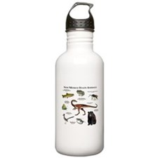 New Mexico State Animals Water Bottle