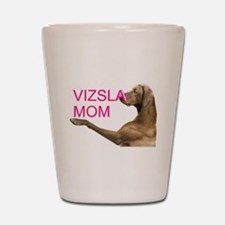 vizsla Shot Glass