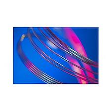 Optical fibres - Rectangle Magnet (10 pk)