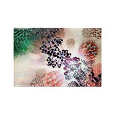 puter artwork - Rectangle Magnet (10 pk)