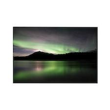 Aurora borealis - Rectangle Magnet (100 pk)