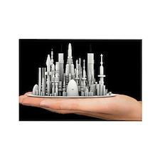ty - Rectangle Magnet (10 pk)