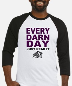 Every Darn Day Baseball Jersey