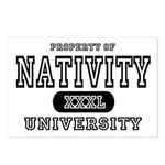 Nativity University Postcards (Package of 8)
