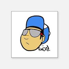 RADIO! Sticker