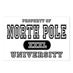 North Pole University Postcards (Package of 8)
