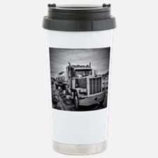 Big Red On The Job Travel Mug