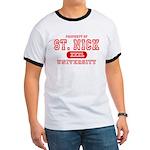 St. Nick University Ringer T